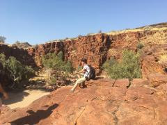 East MacDonnell Ranges Private Guided Day Tour