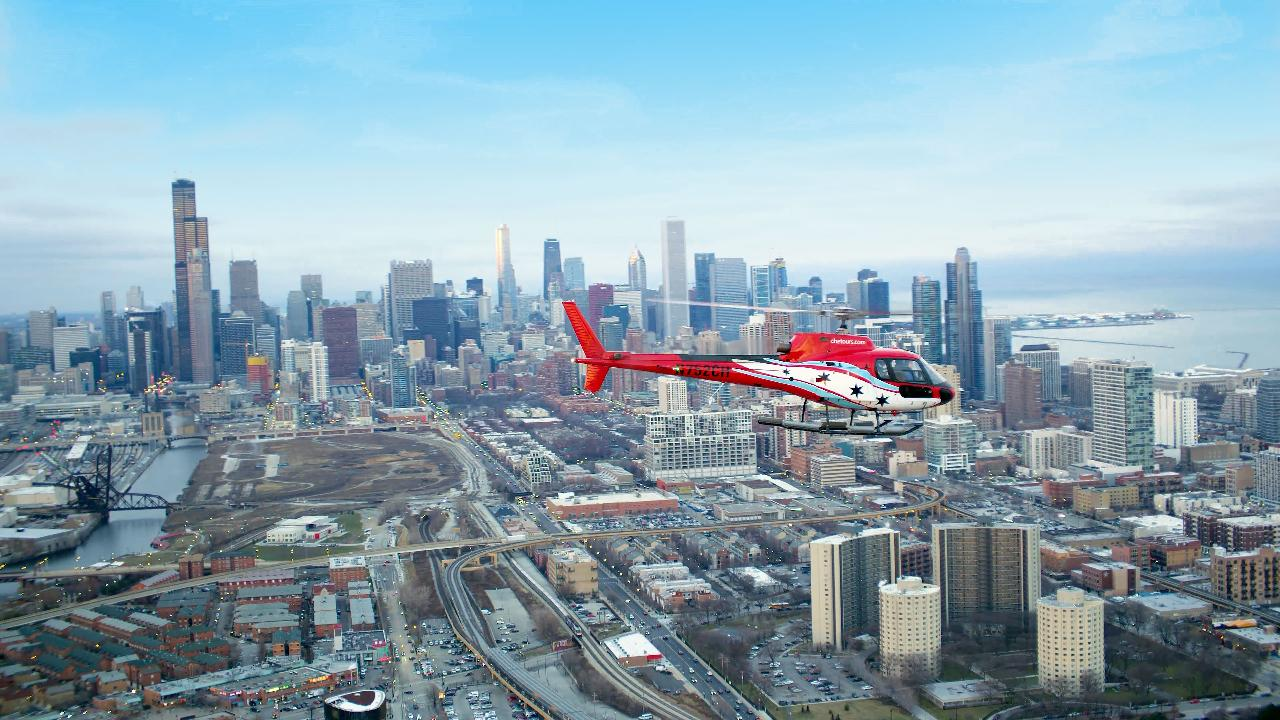 City Sights Helicopter Tour