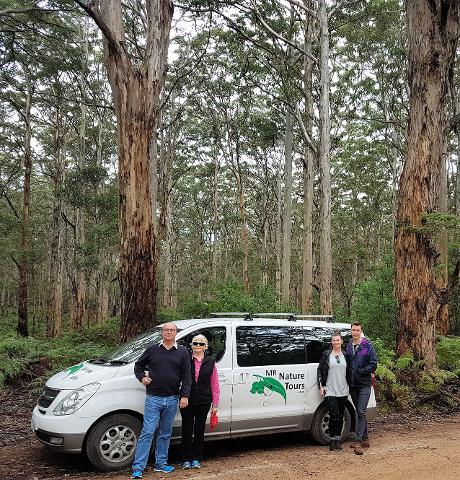 Margaret River Wine and Nature Tour