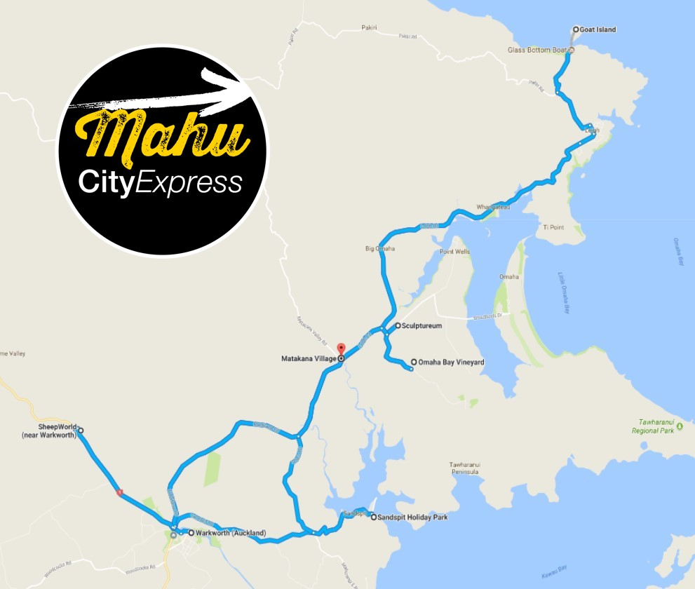 Matakana Explorer Bus, Sheepworld and Matakana Village Experience