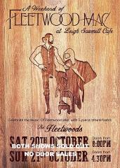 Bus to Fleetwood Mac Tribute at Leigh Sawmill Cafe