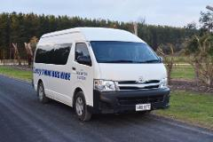 12 Seater - Self-Drive Hire