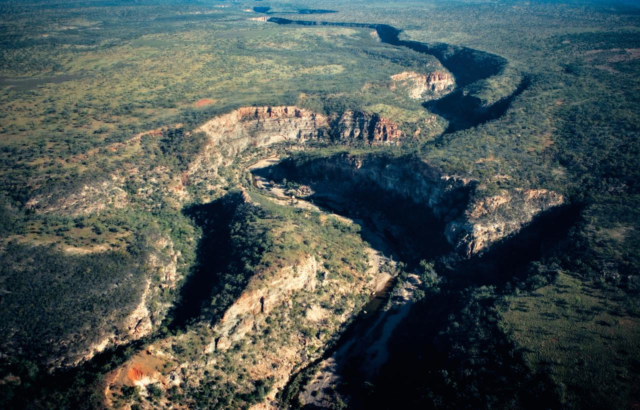 Porcupine Gorge Scenic Flight  Ex Porcupine Gorge