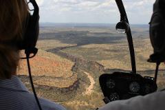 Porcupine Gorge Scenic Flight ex Hughenden
