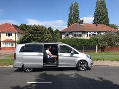 Luxury 2 hour Beatles Tour, Strawberry Field, Penny Lane, Outside childhood homes, WIFI, water, luxury licensed vehicle