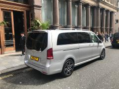 4- hour Private Guided Tour in V-class Mercedes - Liverpool
