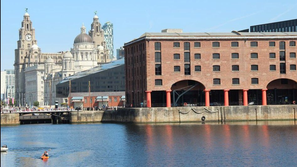 2-hour Liverpool socially distanced walk - family tickets and gift vouchers available.
