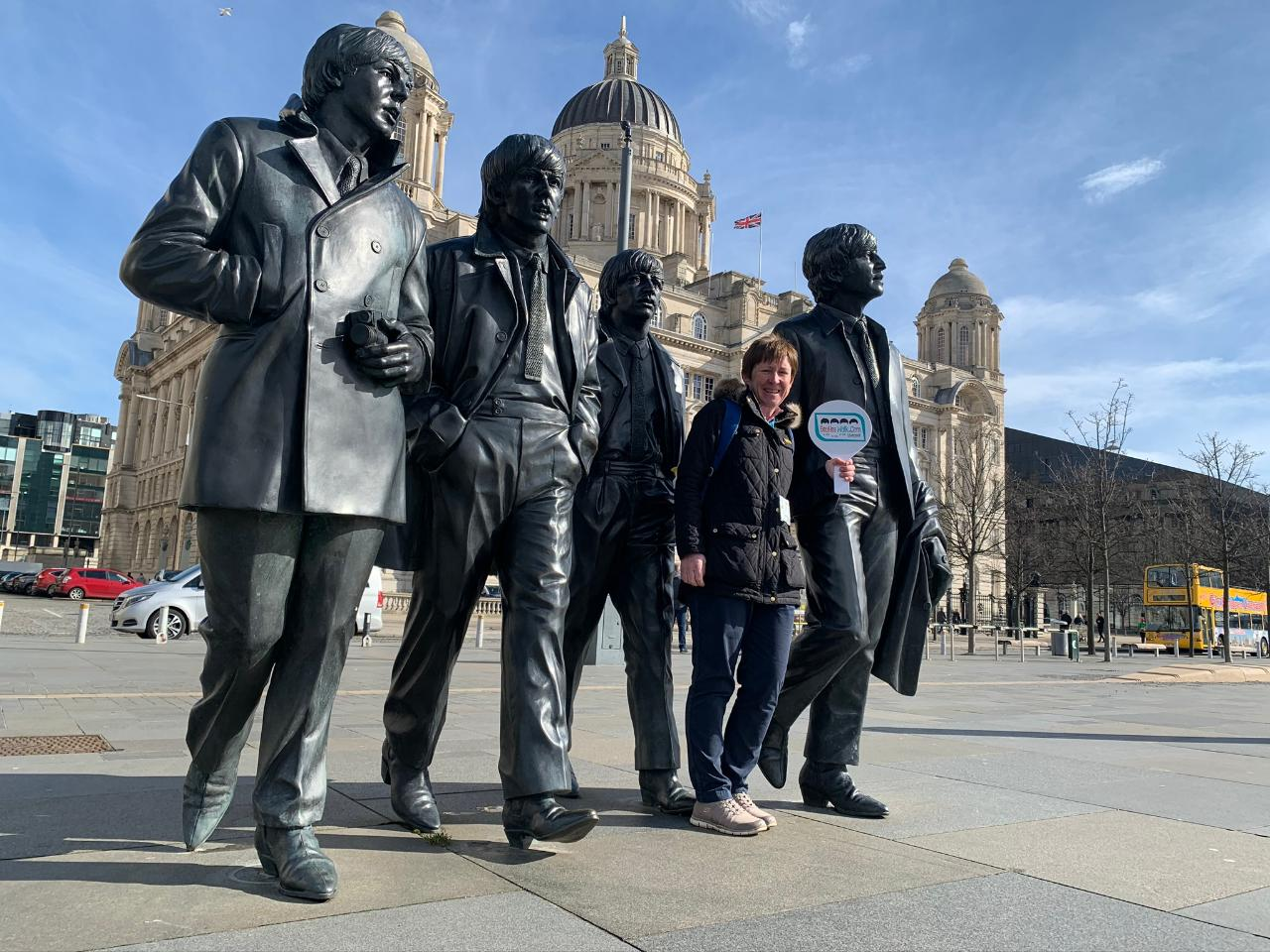 Walk Safe Tours - Route One - 11am - Beatles & World Heritage Site