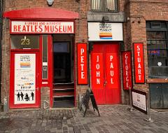 Afternoon leisurely 90-minute guided walking tour from Mathew Street to the Waterfront Beatles Statues & Double Fantasy John Lennon & Yoko Ono exhibition.