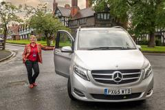 Door to Door Private Day out Chester & Port Sunlight up to 6 guests in luxury transport