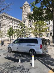 Private 2-hour guided tour of Liverpool in Luxury transport available in English, French, Spanish or German