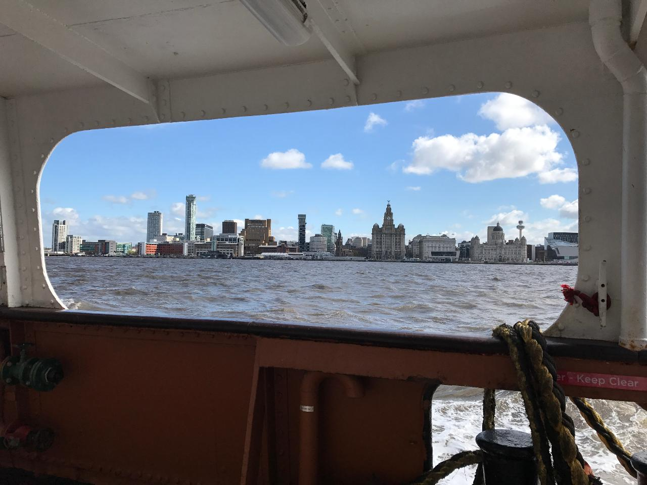 Liverpool Guided Beatles Walk, Cavern Club & River Cruise