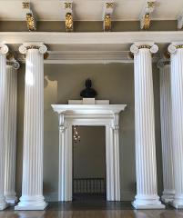 The shock of the new - how classical architecture came to the Stuart Court