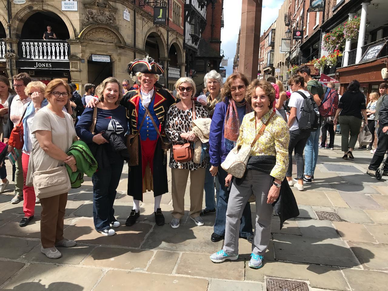 Book a Chester Tour Guide