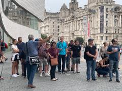 Liverpool Guided Walking Tours - 4 superb choices! Available in 4 languages