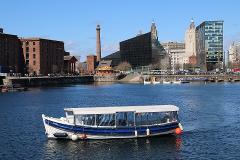 """Lost Dock"" tour & Liverpool Dock Cruise"