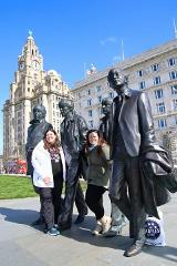 Private 2-hour Guided Beatles & Culture Walking Tour from Liverpool Lime Street Station