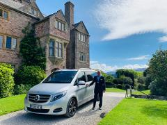 Book a Driver Guided Tour in luxury Mercedes for up to 6 people in English, French, German, Spanish or Italian - Liverpool, Chester & North Wales