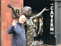 Liverpool Beatles Walk, Cavern Club & British Music Experience Museum