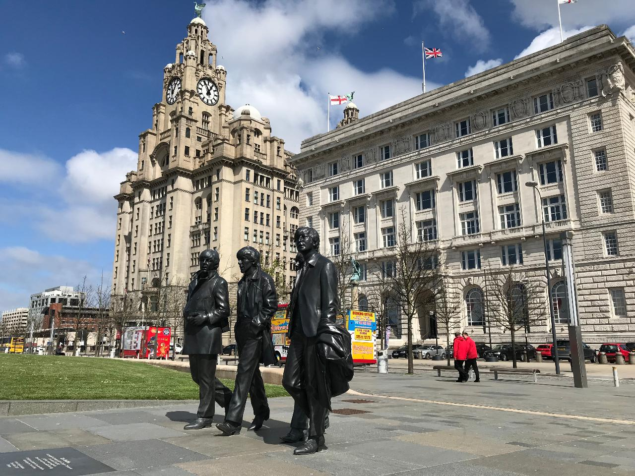 Private 2-hour Liverpool Beatles Walk & Double Fantasy for up to 16 people (In English)