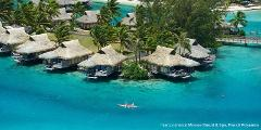 Cook Islands & Tahiti + Moorea 9 Night Premium Package
