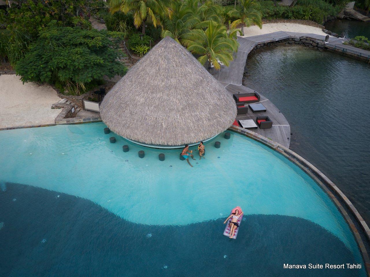 Tahiti 7 Night Escape - Manava Upgrade Package