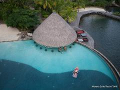Tahiti 7 Night Escape - Manava Upgrade Package
