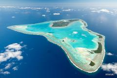 Cook Islands & Tahiti + Moorea 9 Night Upgrade Package