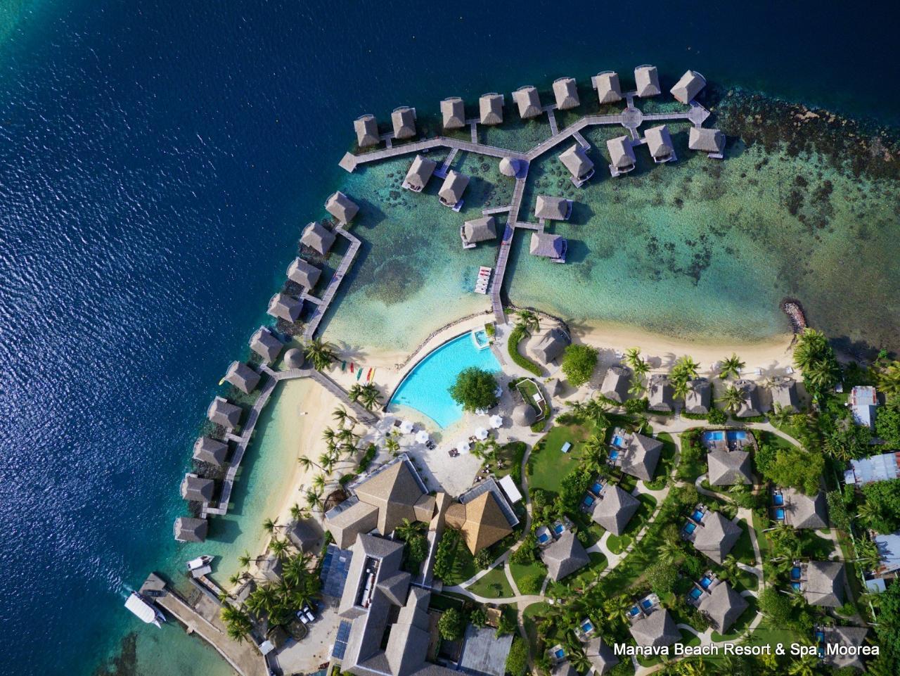 Tahiti & Moorea 7 Night Getaway - Upgrade Package