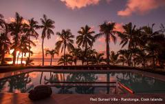 Cook Islands & Tahiti + Bora Bora to Raiatea Cruise 12 Night Premium Package