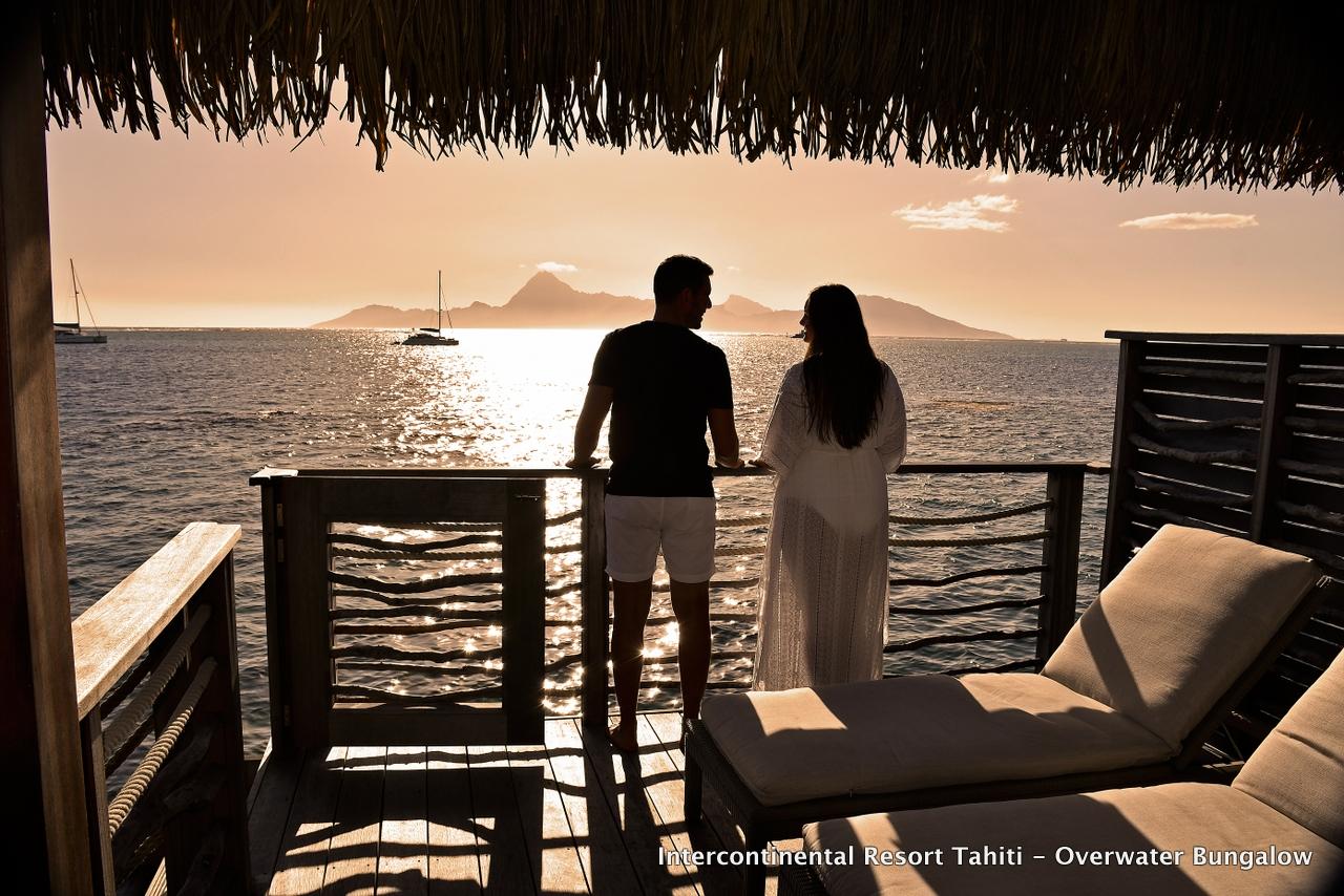 Tahiti 7 Night Escape - Luxury Package