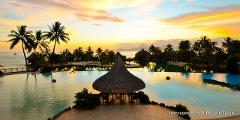 Tahiti & Cook Islands 7 Night Premium Package