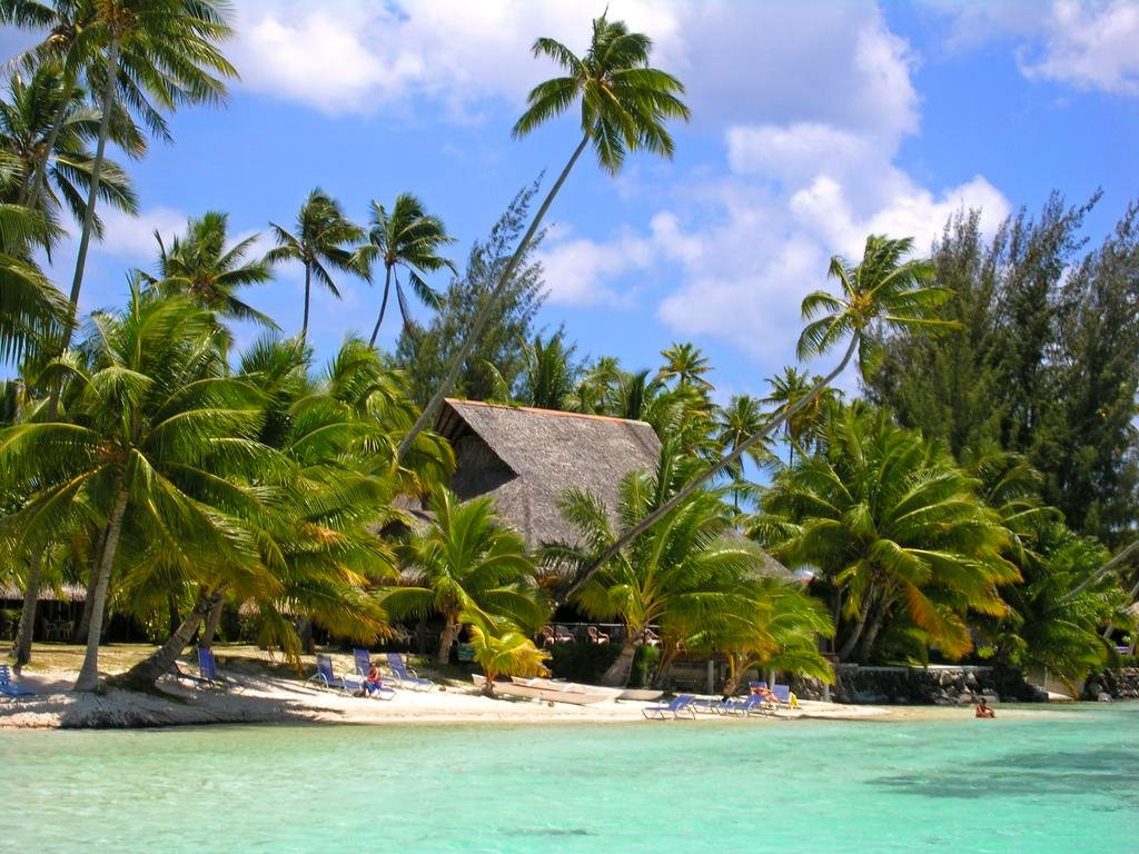 Tahiti Moorea 7 Night Getaway Package Air Rarotonga
