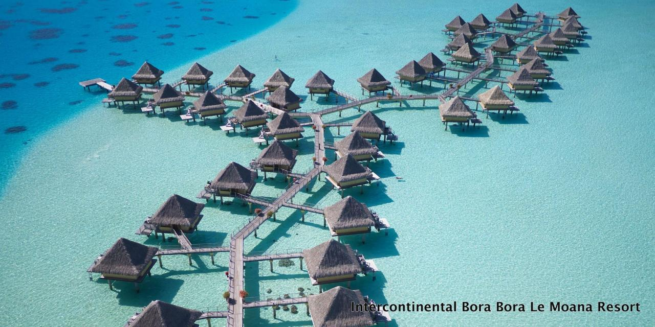 Tahiti Moorea Bora Bora Indulgence Upgrade Package