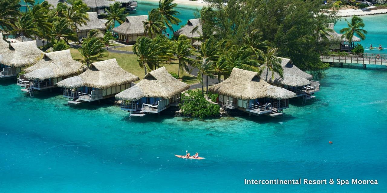 Tahiti & Moorea 7 Night Getaway - Luxury Package