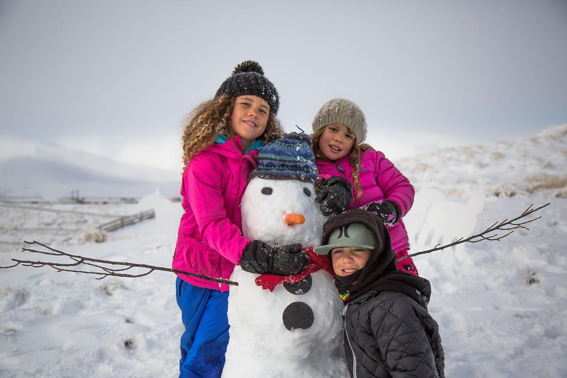Snow Fun Zone Day Pass