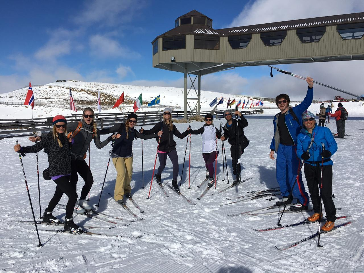 Full-Day Cross-Country Ski Experience