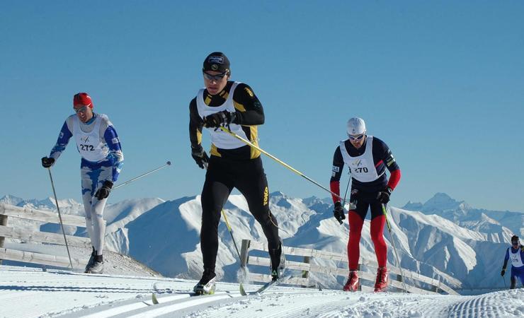 Merino Muster - Snow Rake 21km Entry