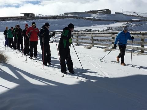 Ski Instructor Training Course - Snow Farm NZ Reservations