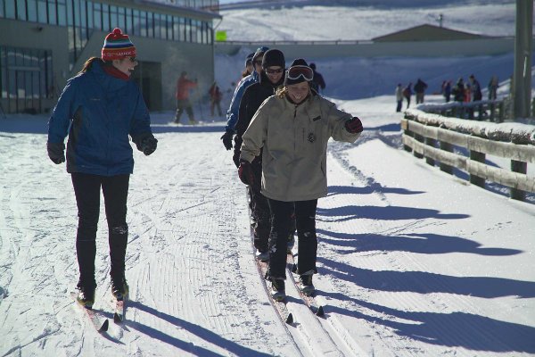 Full Day Learn To Cross Country Skiing Package