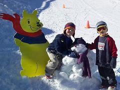 Snow Fun Zone - Snow Play