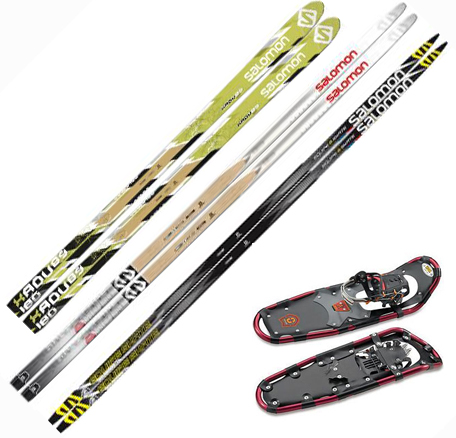 Half-Day Ski Rentals