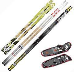Full-Day Ski Rentals