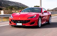 Ferrari Portofino Rental by days (FP46)