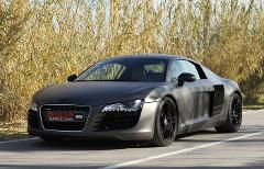Audi R8 Rental by hours