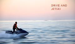 """Jet ski 30"""" & Lamborghini Huracan 20"""" (LH41)"""