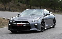 Nissan GT-R Rental by hours