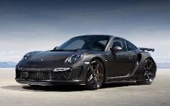 Test Drive & Porsche 911 GT3 - 10min City Tour (PGT73)