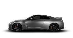Nissan GT-R Rental by hours LCR