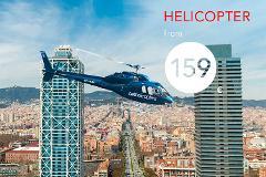 """Helicopter Experience 10"""" & Porsche 911 Cabrio 20"""""""